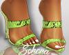 ṩ Viper Heels Lime