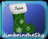 tresa Christmas Stocking