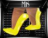 !Mk! Yellow Heels