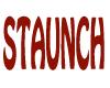 STAUNCH