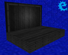 [E] Black Platform Stage