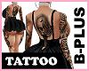 B-PLUS Bimbo Tattoo Out.