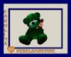 (CR) HugMe Bear - Green