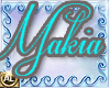 Makia  Name Sticker