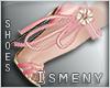 [Is] Luxury Sandals Pink