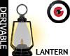 3D Halo Oil Lantern