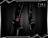 [DM] PVC Bloody Boots M