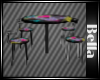 80's Table & Chairs