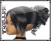 Bride Black Abyss Hair