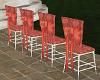 Savannah Wed Chairs