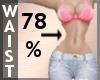 Waist Scaler 78% F A