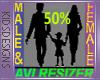 KIDS SCALER 50%