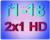 MIX  HD 2x1 Wilkinson