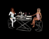 wine table for 2