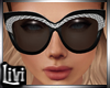 Diva Black Sunglasses