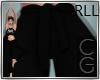 CG | YOGA Pant Blk RLL