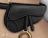 f. black belt bag gold