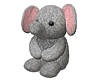 Elephant Soft Plush Toy