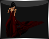Blood Wedding Dress