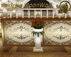 Wedding Floral Pillar