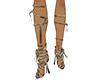 Halloween Mumie Boots