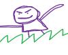 Purple Love /W Poses