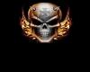 Harley skull tee