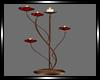 A rose Candle set