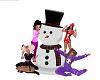 DWH chrismas Snowman 40%