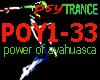 POWER OF AYAHUASCA