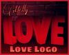 |MV| Love Logo Seat