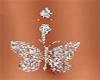BBJ diamond Butterfly