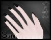 S: Black nails