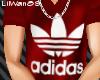 Adidas RED WHT