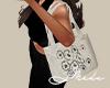 Linen Tote Bag II