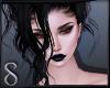 -S- Vanya Onyx Goth RQ