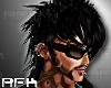 !AFK! TM Hair Black