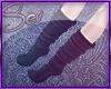 *S Warm Socks Black