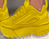f. yellow chunky kicks