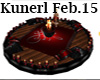 (K) Valentine Raft