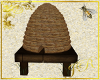 *JR Antique Bee Skep