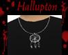 dreamcatcher necklace m