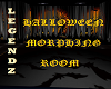 Halloween Morphing Room