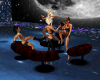 K's Club Dance Table