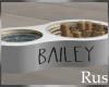Rus: Bailey's Dog Dish 2