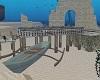 Dock w/ Animated Boats