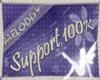 ~SM~ Mel Support 100K