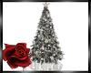 no blink white xmas tree