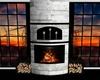 Sahara Fireplace