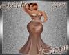 !a Taryn Copper Gown